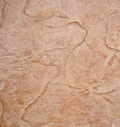 Cemento stampato effetto pietra