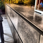 Acid Stain Concrete forniture