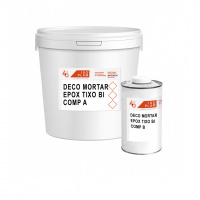 Deco Mortar Epox BI Tixo or Fluid
