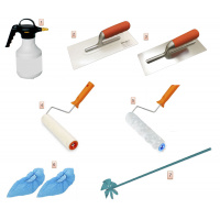 Oxydecor® tools kit