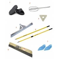Overlay tools kit