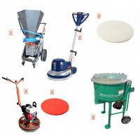 ItalianTerrazzo® machines Kit