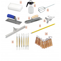 Plam Stone and Plam Rock tool kit