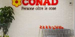 Conad Supermarkets - Asolo (TV), Italy