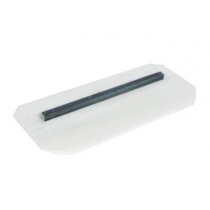 Pvc blades for power trowel