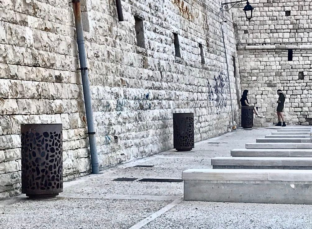 Urban Furniture Giovinazzo Bari Italy