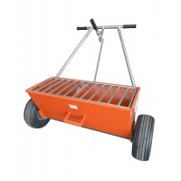 Powder spreader