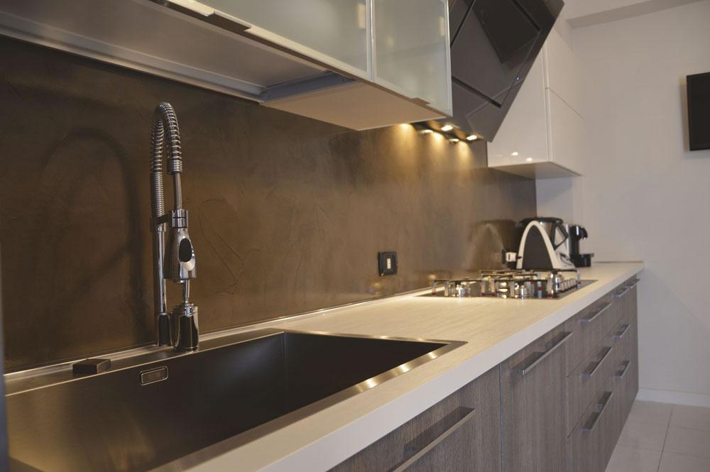 Emejing Top Cucina In Cemento Contemporary - Design & Ideas 2017 ...