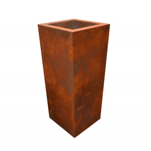 Oxydecor® Corten steel pot